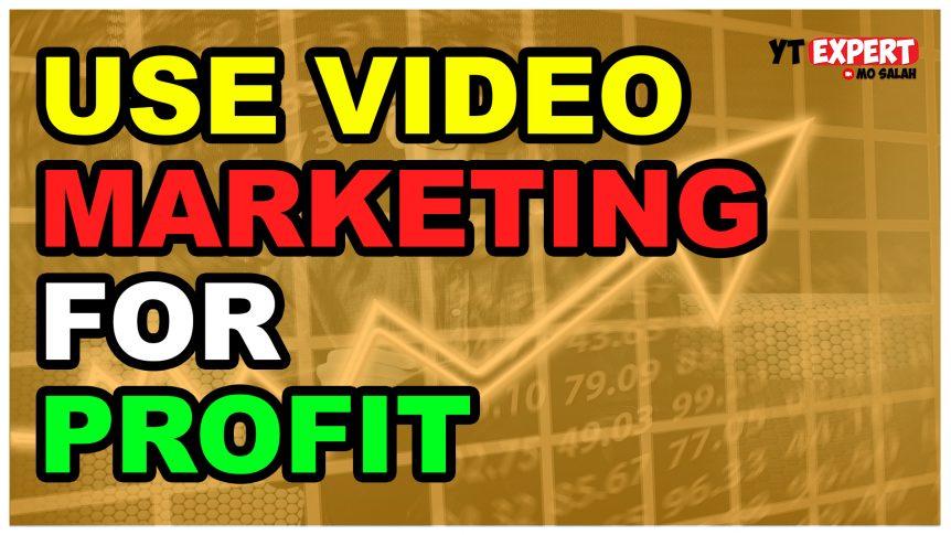 Use Video Marketing