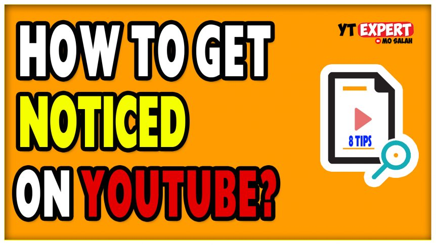 how to get discovered on YouTube