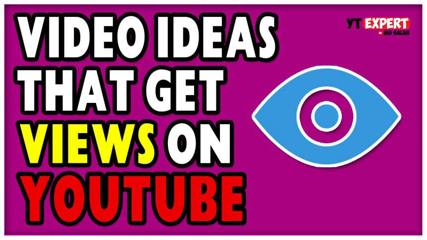 How To Find Video Ideas For Your YouTube Channel