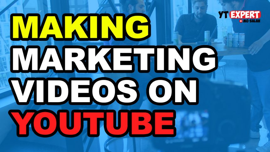 making marketing videos